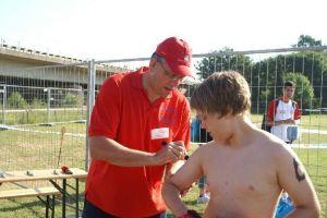 2011/06/06: Bezirksfreiwassermeisterschaften