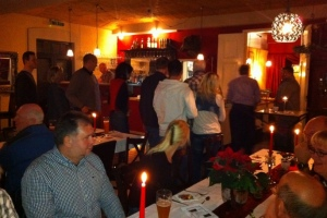 2011/12/20: Weihnachtsfeier