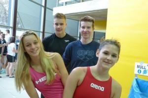 2014/11/09: LSN Kurzbahnmeisterschaften