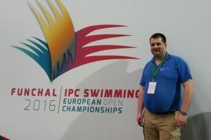 2016/05/06: IPC Europameisterschaften Funchal