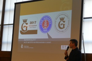 2018/04/20: Ehrung Stadt Goslar