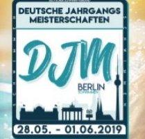 2019/05/30: Deutsche Jahrgangsmeisterschaften
