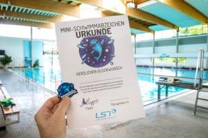 """2021/07/31: Aktion: """"Goslar lernt Schwimmen"""""""